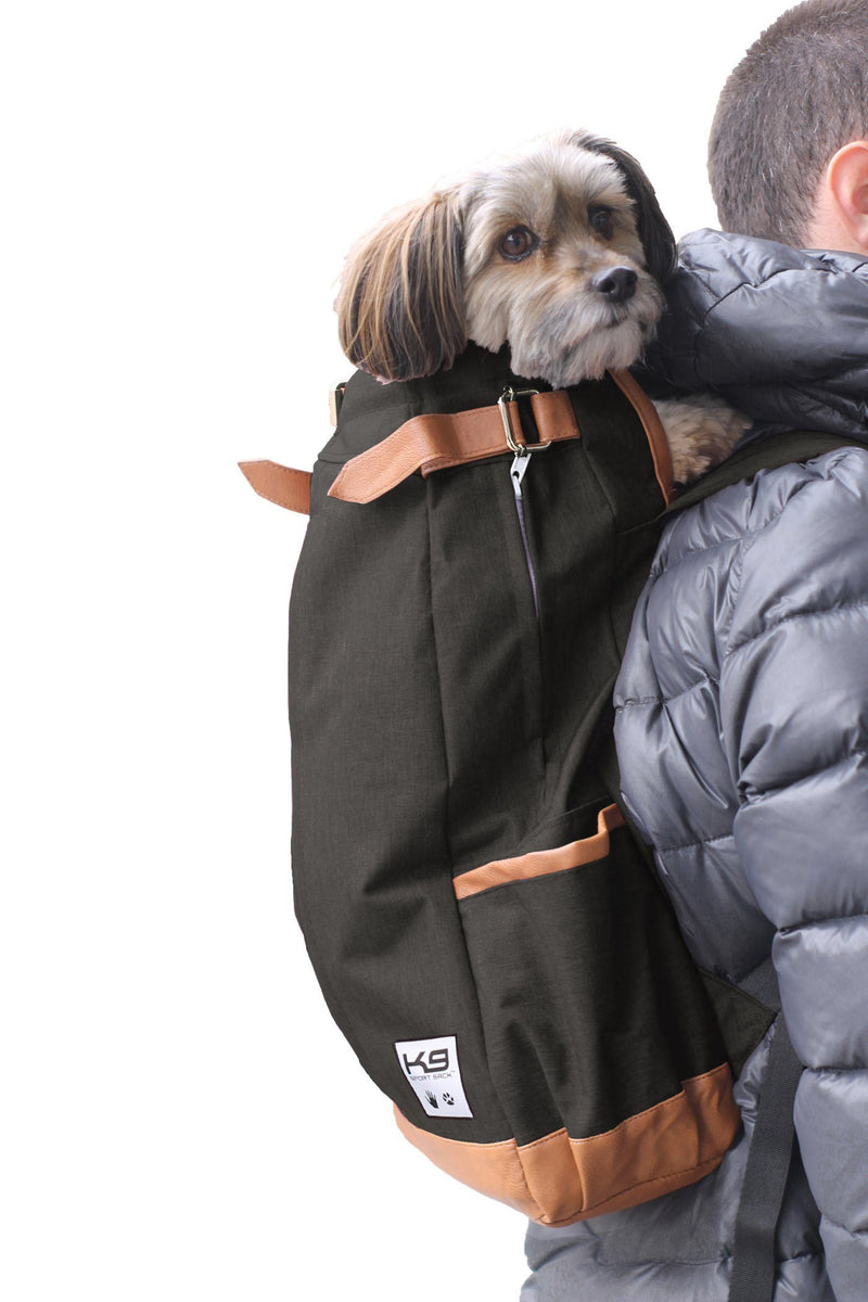 K9 Sport Sack Designer Urban Modern Outdoor Active Travel Forward Facing Pet Dog Backpack Carrier