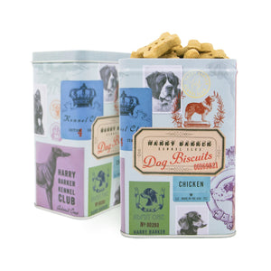 Kennel Club Dog Biscuit Treats and Tin