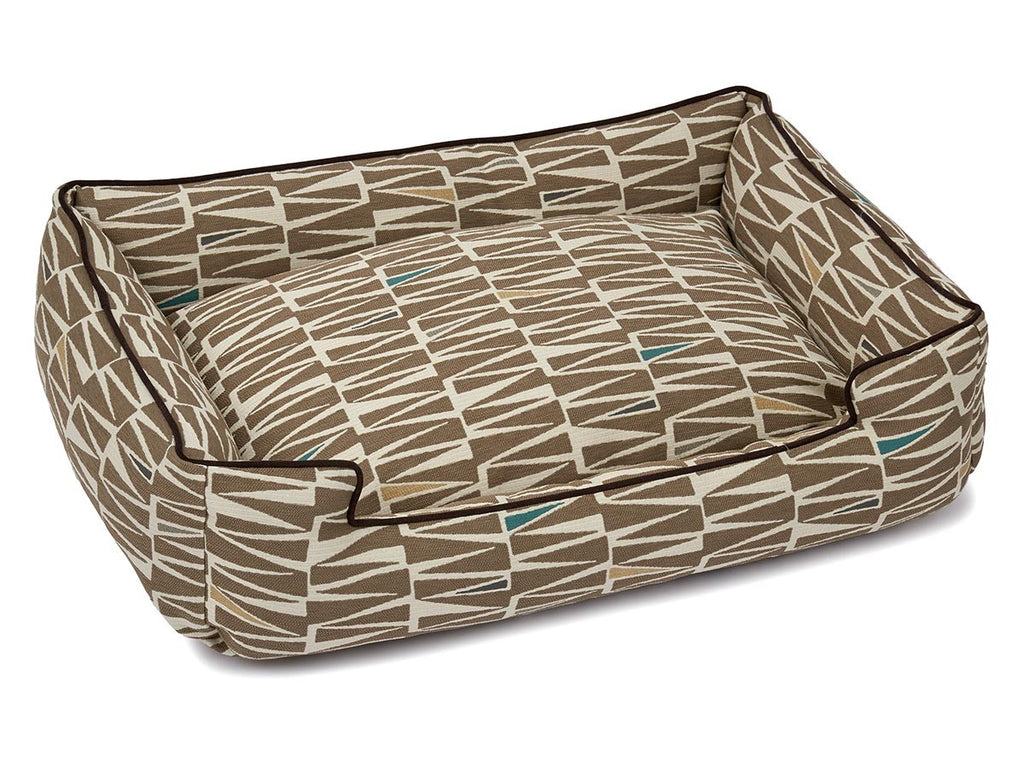Connection Lounge Luxury Hypo-Allergenic Sleeper Dog Bed