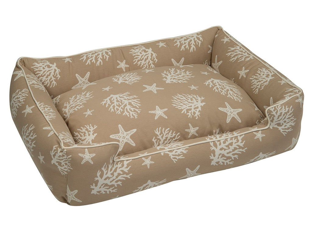 Cove Sand Lounge Luxury Hypo-Allergenic Dog Bed