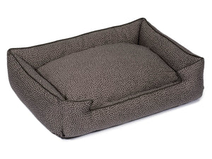 Flicker Heather Lounge Luxury Hypo-Allergenic Dog Bed