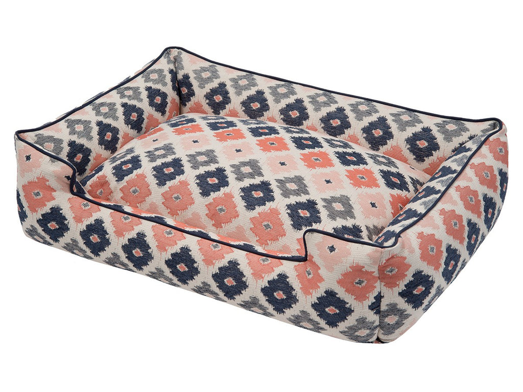 Geo Lounge Luxury Hypo-Allergenic Dog Bed