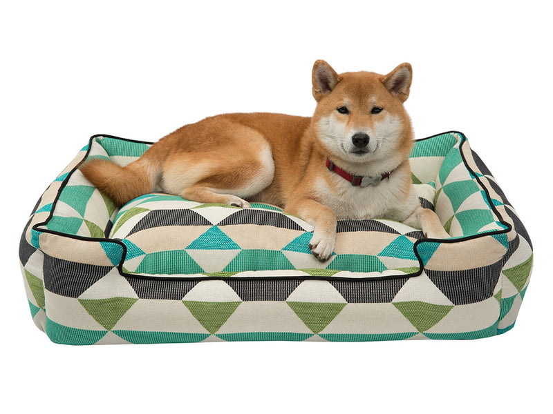 Origami Pear Lounge Luxury Hypo-Allergenic Dog Bed