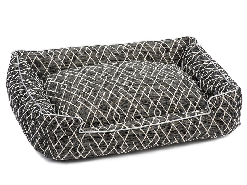 Ritz Tux Designer Premium Cotton Lounge Luxury Hypo-Allergenic For Heavy-Use Dog Bed
