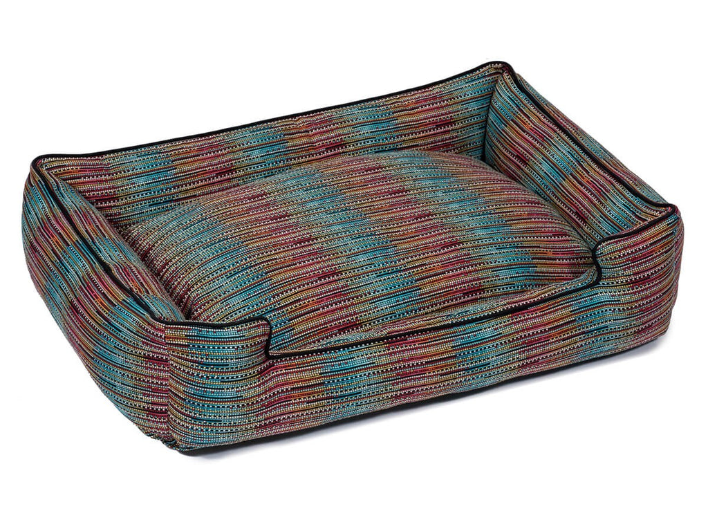 Santa Fe Lounge Luxury Hypo-Allergenic Dog Bed