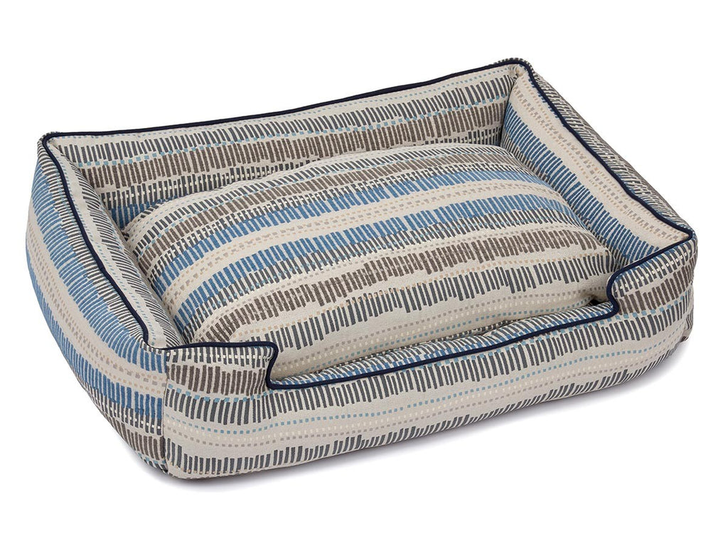 Tidal Wave Luxury Hypo-Allergenic Joint Support Sleeper Dog Bed