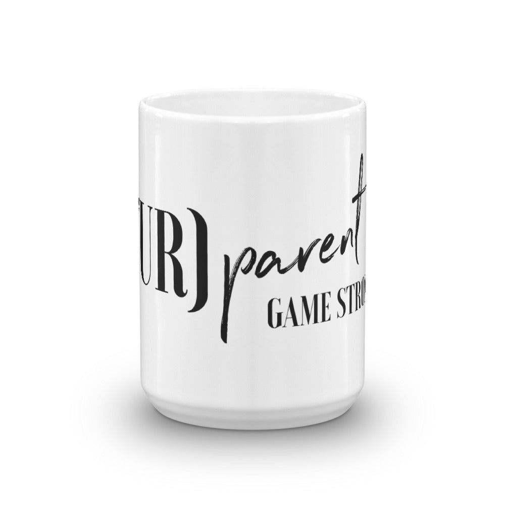 (FUR)Parent Game Strong Mug