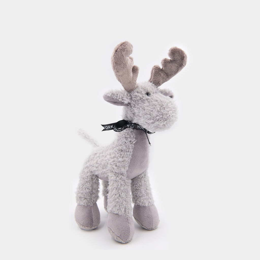Moose Plush Dog Toy
