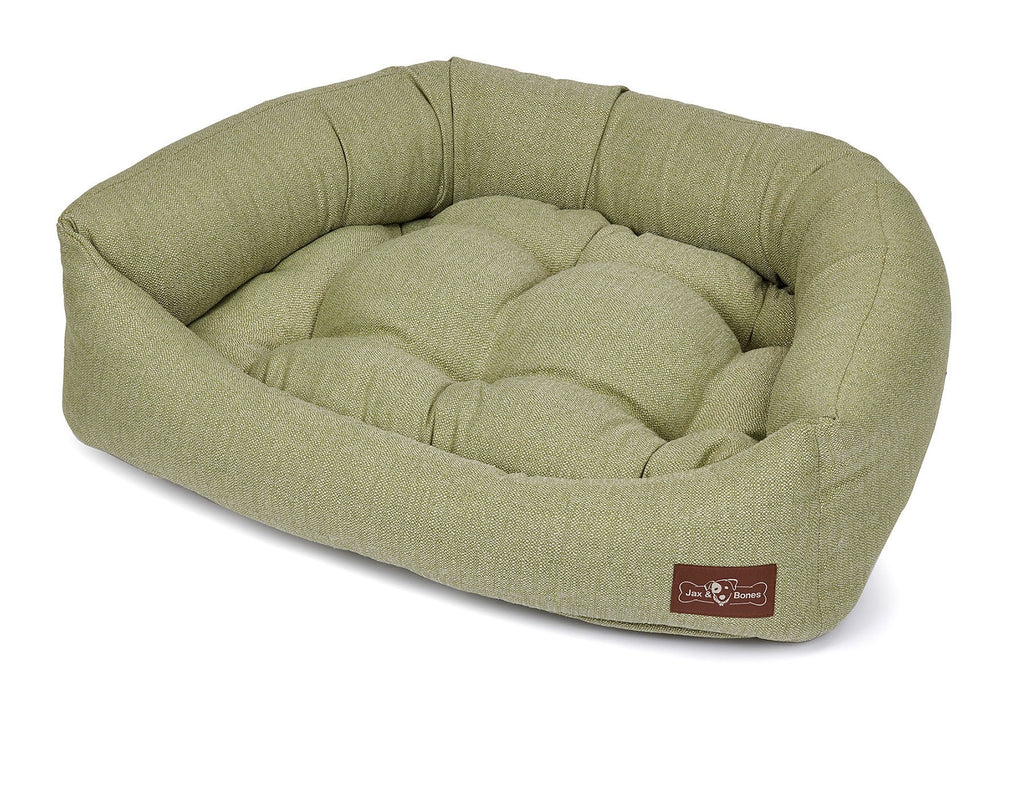 Orville Spring Hypo-Allergenic Bolster Napper Joint Support Dog Bed