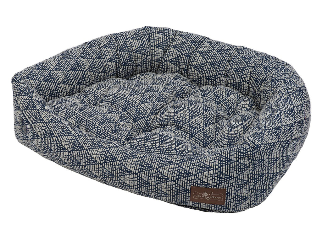 Sierra Ice Hypo-Allergenic Bolster Napper Hybrid Joint Support Dog Bed
