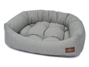 Loop Robins Egg Hypo-Allergenic Bolster Napper Hybrid Joint Support Dog Bed