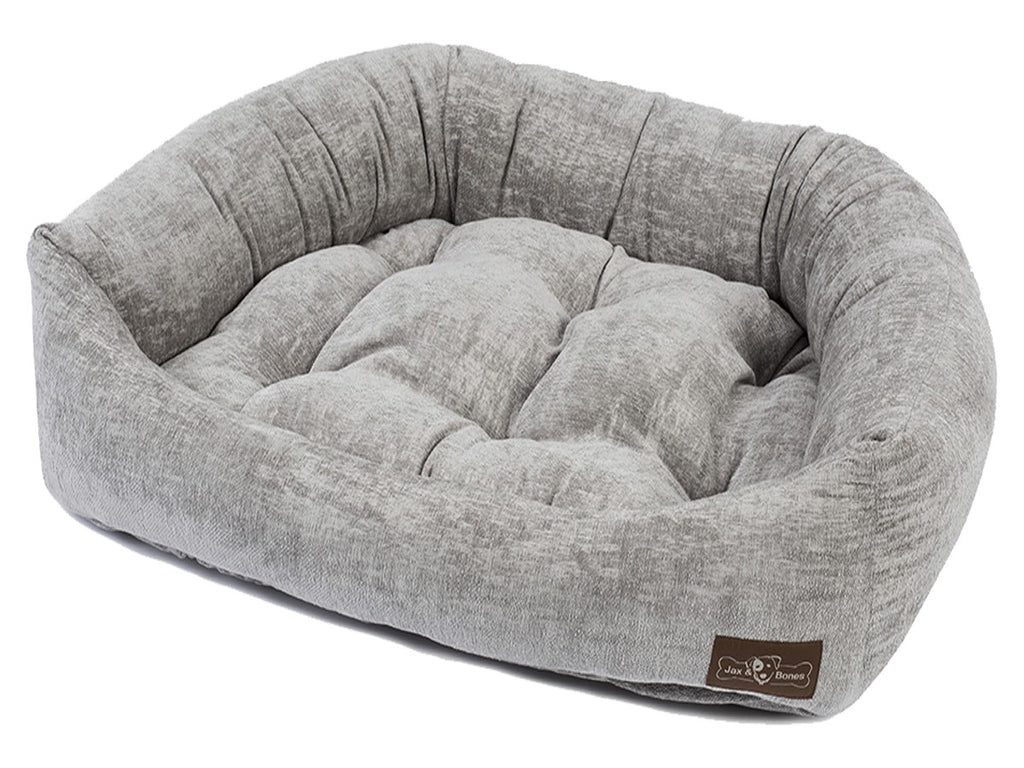 Tuscany Ash Bolster Napper Joint Support Dog Bed