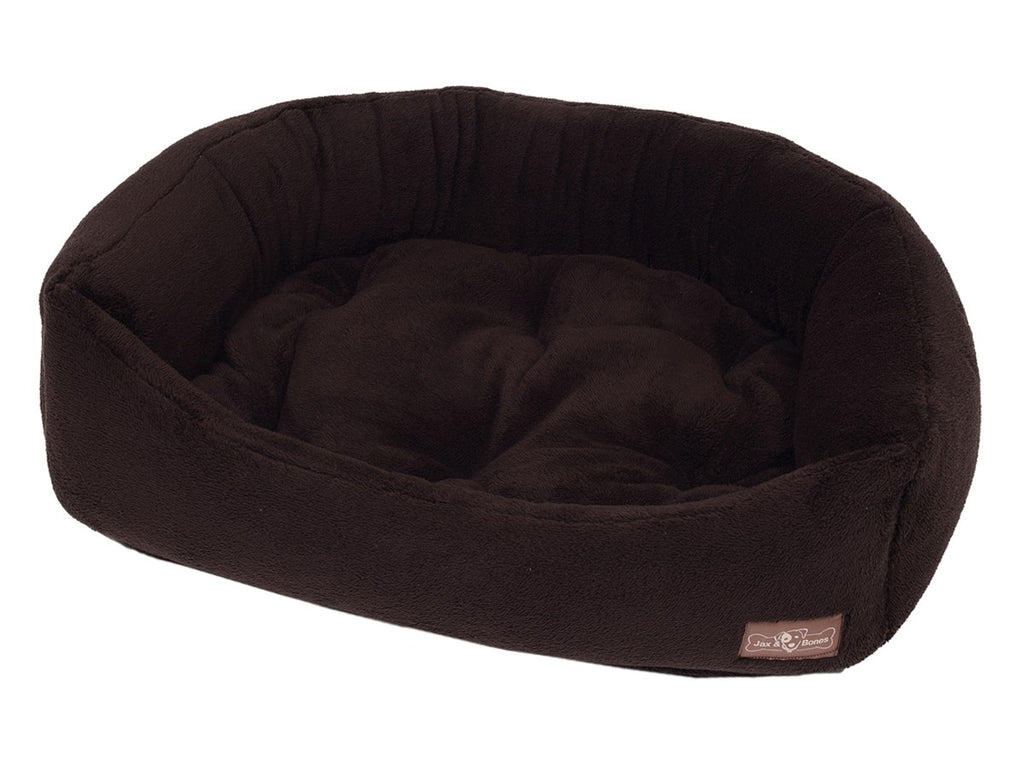 Trixi Wixi Hypo-Allergenic Bolster Napper Joint Support Dog Bed