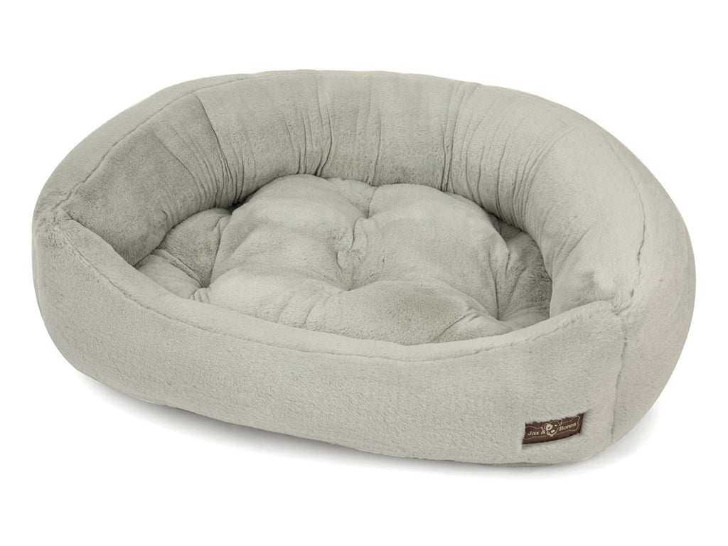 Mink Ice Hypo-Allergenic Bolster Napper Hybrid Joint Support Dog Bed