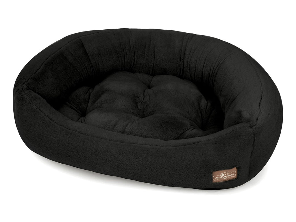Mink Night Hypo-Allergenic Bolster Napper Hybrid Joint Support Dog Bed