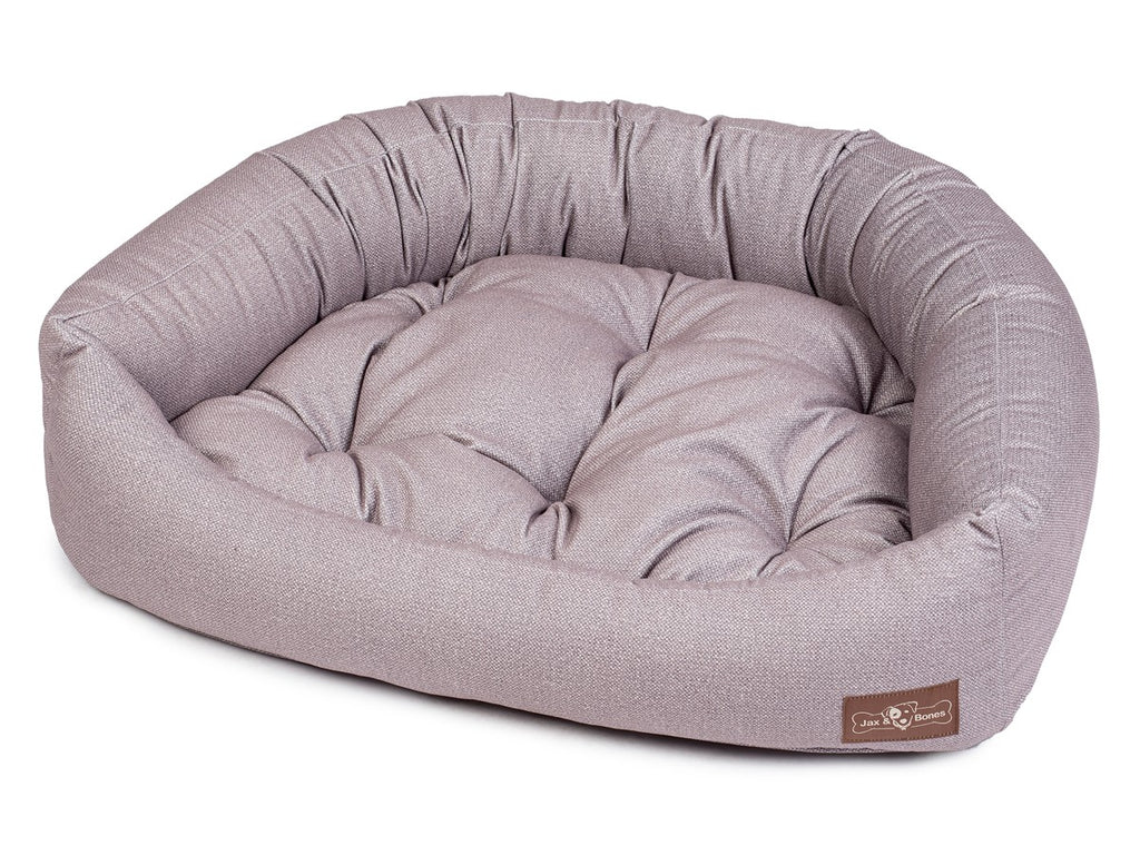 Sterling Hypo-Allergenic Bolster Napper Joint Support Dog Bed
