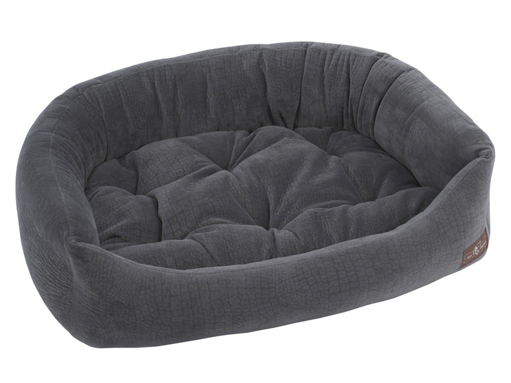 Storm Hypo-Allergenic Bolster Napper Joint Support Dog Bed