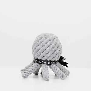 Delightful Octopus Rope Dog Toy