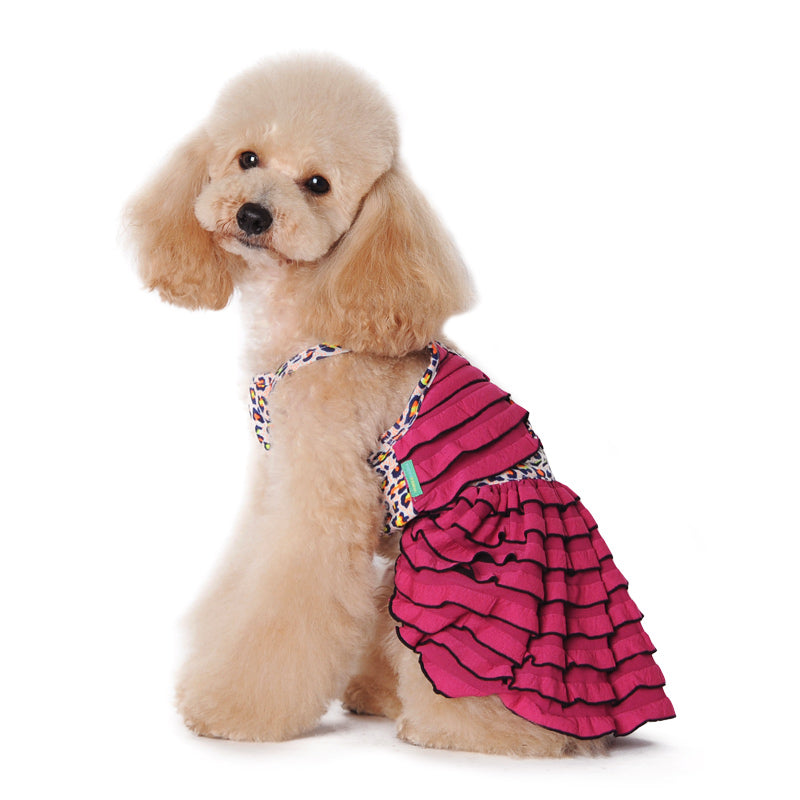 Party Nite Hot Pink Designer Dog Dress
