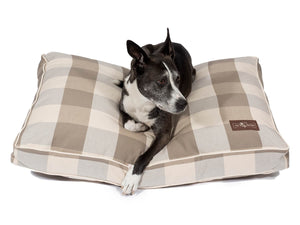 Buffalo Check Puddy Hypo-Allergenic Designer Pillow Pet Bed