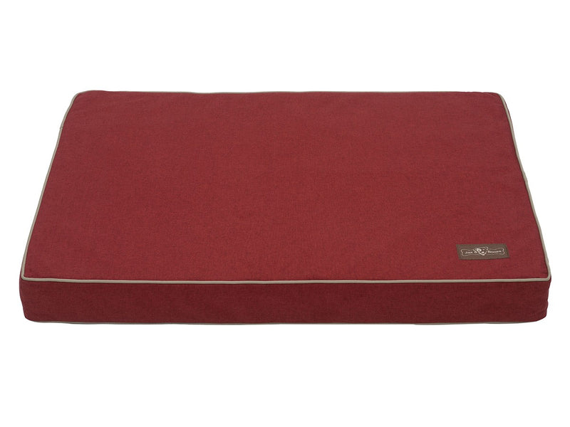 Turmeric Wool Ultra-Thick NASA Grade Memory Foam Pet Bed
