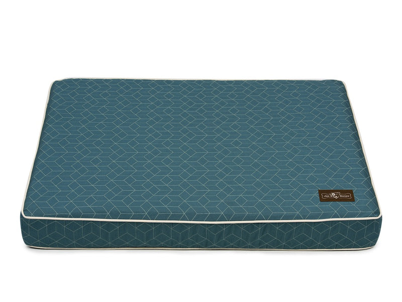 Quad Poolside Ultra-Thick NASA Grade Memory Foam Pet Bed