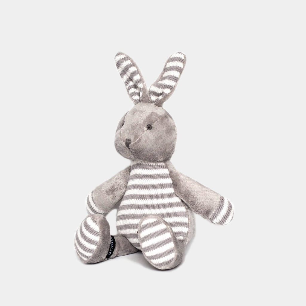 Pudding the Bunny Plush Dog Toy