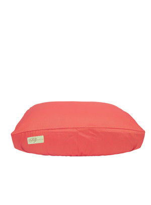 Red Gold Holiday Deluxe Fitted Linen Cover for B&G Martin Pet Beds