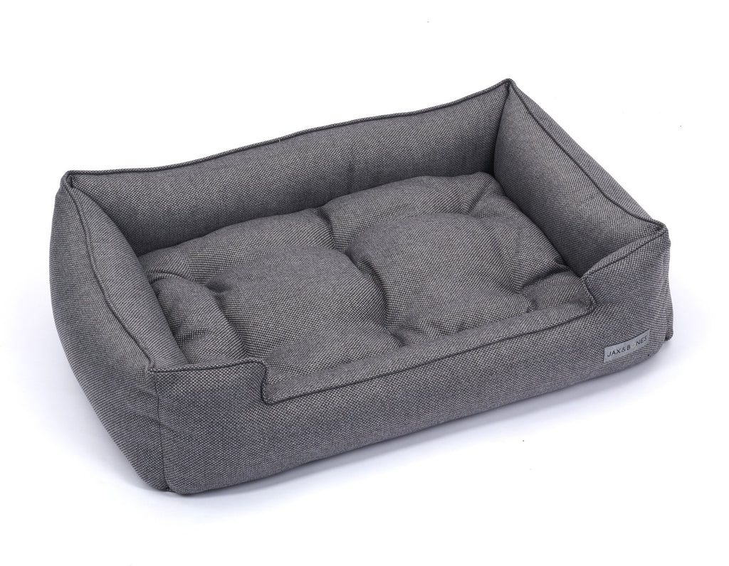Royce Iron Sleeper Lounge Heavy-Duty Handmade Luxury Dog Bed
