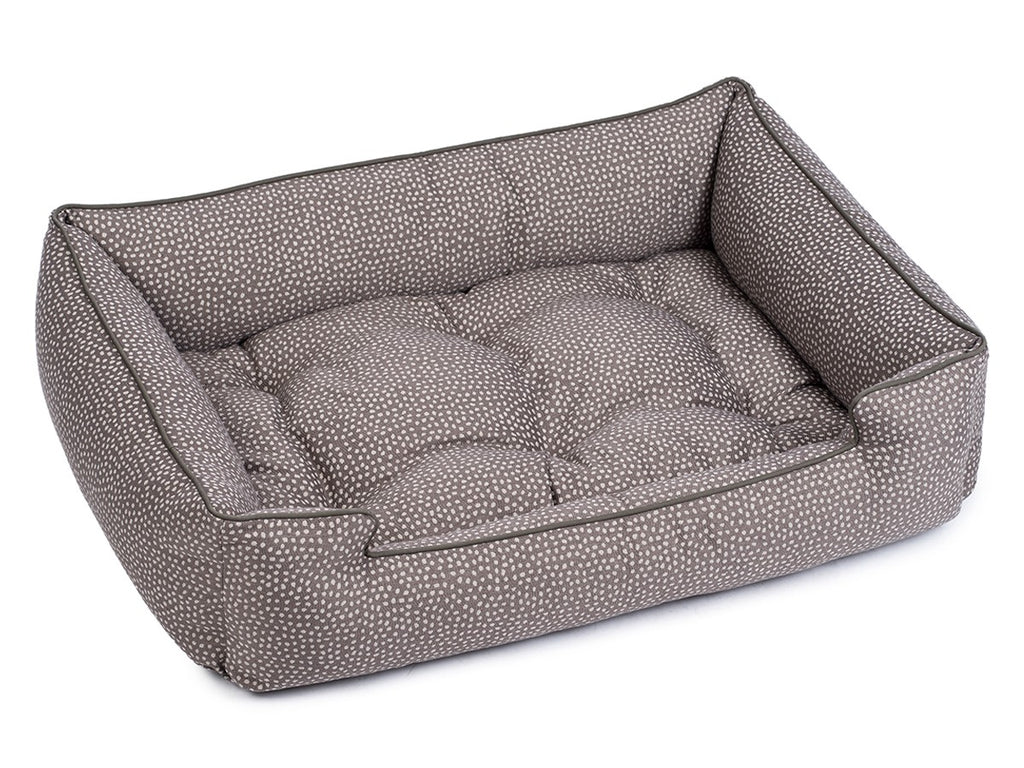 Flicker Heather Luxury Hypo-Allergenic Joint Support Sleeper Dog Bed