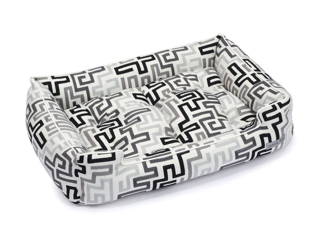Maze Sleeper Lounge Handmade Eco-Friendly Luxury Senior Dog Bed