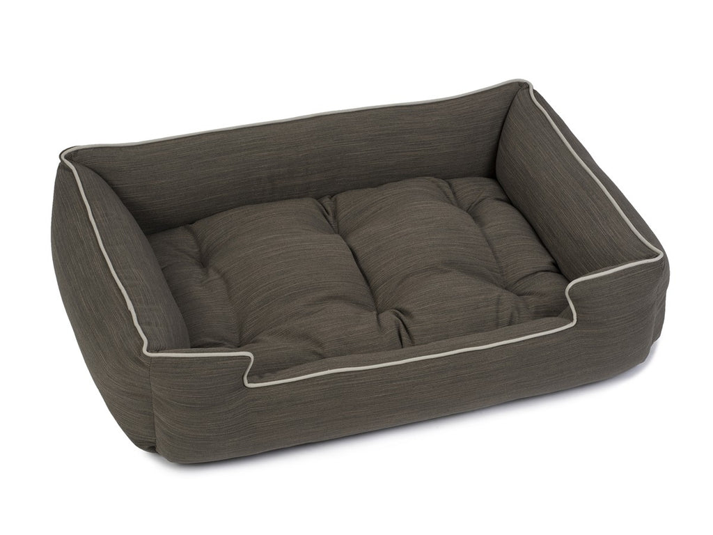 Windsor Charcoal Luxury Hypo-Allergenic Joint Support Sleeper Dog Bed