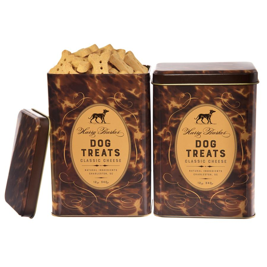 Tortoise Dog Tin with Cheese Biscuit Dog Treats