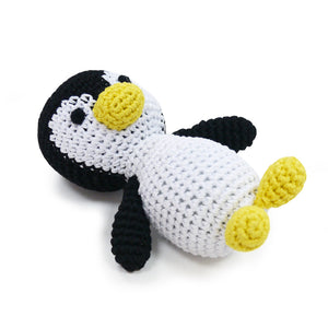 Light Chewer Squeaky Penguin Dog Toy