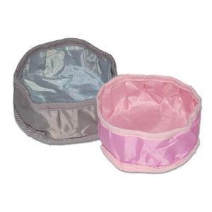 Pet Travel Fold-In Water Bowl