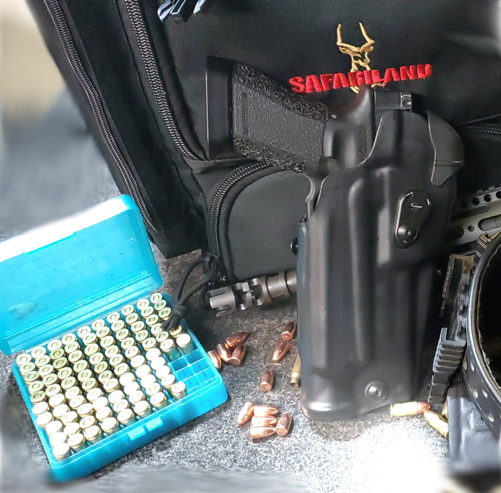 Safariland Duty Holsters Tutorial