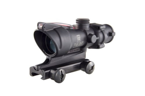 Trijicon Trijicon ACOG 4 X 32 Scope Dual Illuminated Crosshair .223 Ballistic Reticle, Red
