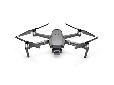 "DJI Mavic 2 Pro - Drone Quadcopter UAV with Smart Controller Hasselblad Camera 3-Axis Gimbal HDR 4K Video Adjustable Aperture 20MP 1"" CMOS Sensor, up to 48mph, Gray"