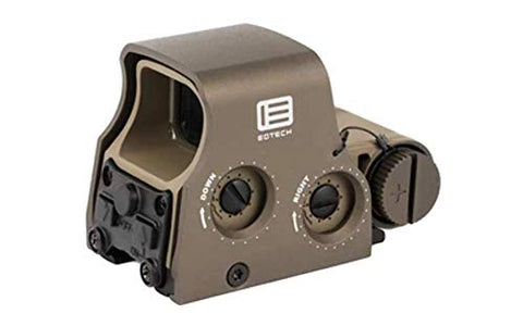 EOTech EOTech EXPS2 Red Dot Sight - 2-dot Reticle, Tan,