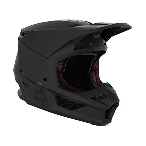 2020 Fox Racing V1 Matte Helmet-Matte Black-XL