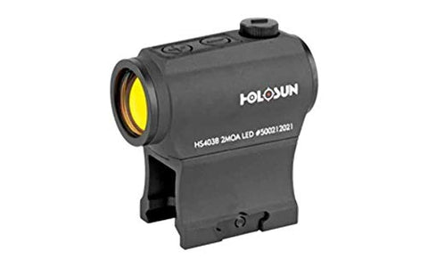 Holosun HS403B Micro Red Dot Optic (2 MOA)