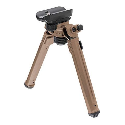 Magpul Rifle Bipod, Sling Stud QD, Flat Dark Earth