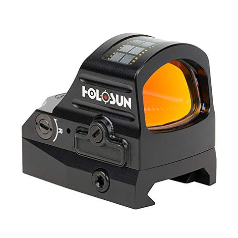 Holosun HS507C V2, Multi Reticle, Red Dot Pistol Optic