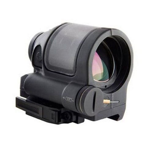 Trijicon SRS02 Sealed Reflex Sight (SRS), 1.75 MOA Red Dot with Quick Release Flattop Mount, Black