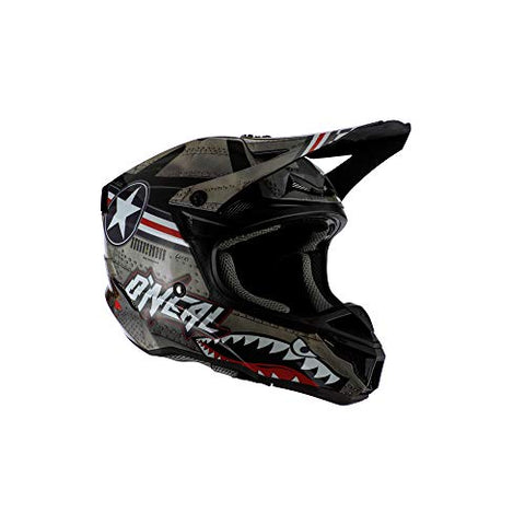 O'Neal 0628-706  5 Series Unisex-Adult Off-Road Helmet (Wingman, XXL)