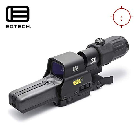 HHS III Holographic Hybrid Sight - 518-2 with G33 Magnifier