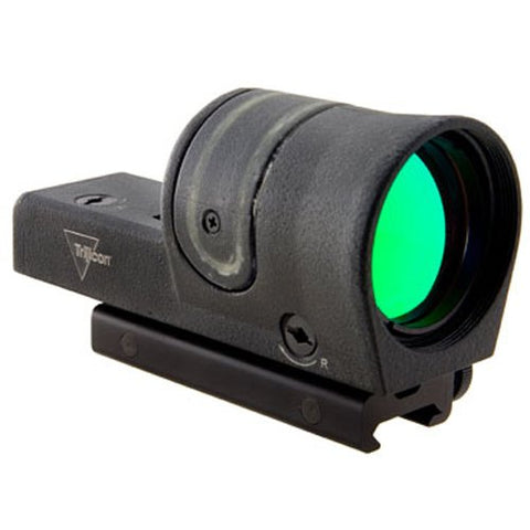 Trijicon RX34-C-800112 1x42 Reflex Green 4.5 MOA Dot Reticle with TA51 Flattop Mount