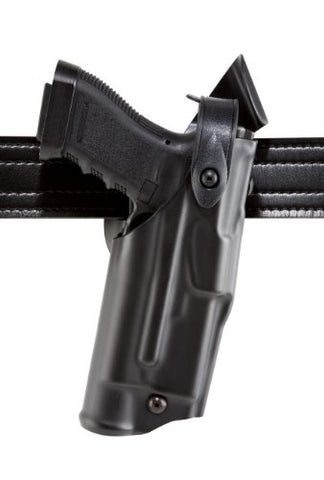 Safariland, 6360, ALS/SLS, Level 3 Retention Duty Holster Fits 6360-832-61 Fits: Glock 17, 22, 31, with light