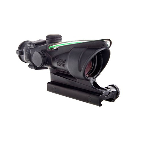 Trijicon ACOG Dual Illum Crosshair .300 Blackout Ballistic Reticle, 4X 32mm, Green