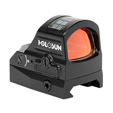 Holosun HE507C-GR V2, Multi Reticle, Green Dot, Pistol Optic